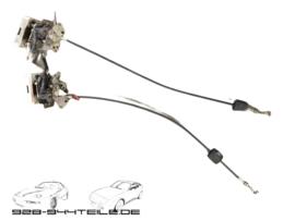 928 GTS - door lock set