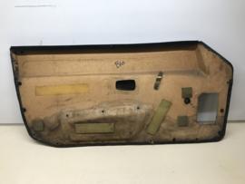 944 type 2 deurpaneel zwart - bijrijderskant