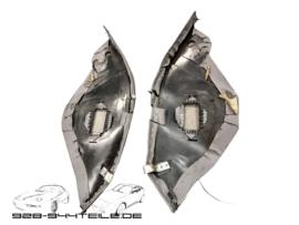 928 GTS/S4 - hintere Seitenwände - Set - grau