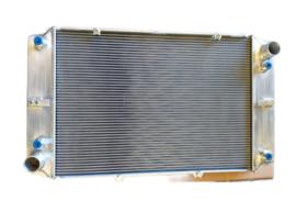 928 aluminum radiator - automatic/manual - new