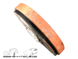 928 S4 - crankshaft vibration damper