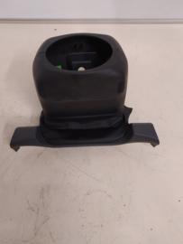 987 Boxster Lenkerschaltergehäuse mit Mikrofon - schwarz