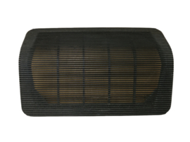 924/944 Typ 1 - Armaturenbrett-Lautsprecherabdeckung - schwarz