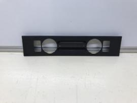 944 Typ 2 Abdeckung HVAC - schwarz
