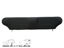 924/944 Rücksitz - Stoff - schwarz