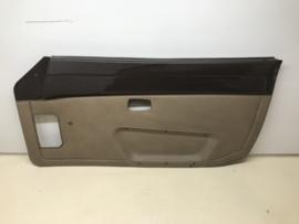 944 Typ 1 Türverkleidung beige / braun - Beifahrerseite