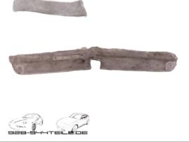 928 GTS - hinterer Werkzeugteppich / Polsterung - grau