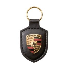 Porsche  keychain  black