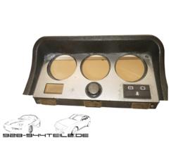 924/944 Typ 1 - Mittelkonsolen-Messbox - schwarz