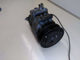 987 Boxster air conditioning pump tested on car - DENSO