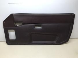 944 type 2 door panel brown - co-driver's side