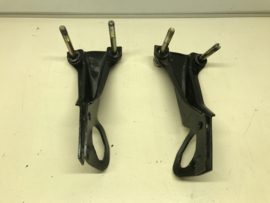928 protection bracket set front axle