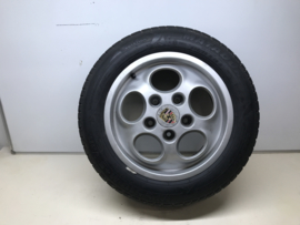 """944 (Turbo) teledials wheels 7J x 16 """"ET 52"""