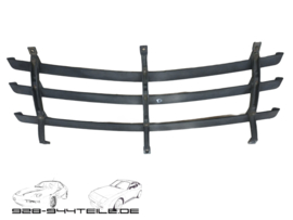 928 grill front bumper assembly