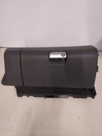 987 Boxster UK Handschuhfach mit CD-Halter - steingrau