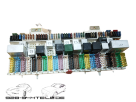 928 GTS - Sicherungskasten
