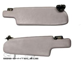 928 GTS/S4 - vordere Sonnenblenden - grau