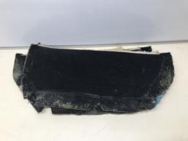 944 Abdeckung für Rücksitze (2 Stück) - schwarz