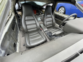 928 front seats - electric - dark green - tested