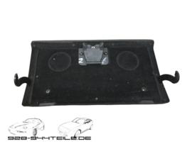 944 Typ 2 - Armaturenbrettdeckel - schwarz