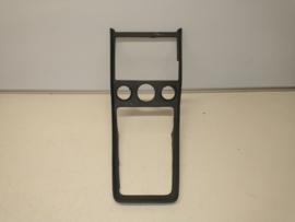 928 Mittelkonsolenrahmen - schwarz