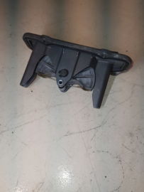 987 Boxster parking brake cable support