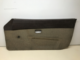 924/924 door panel brown - co-driver's side
