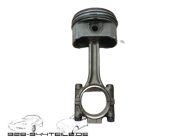 944 Turbo pistons with connecting rod - 4 pcs
