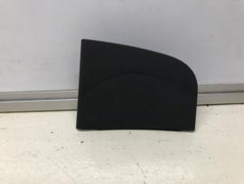 987 Boxster rechte Airbagabdeckung - schwarz