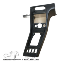 928 center console - black (excl. Ashtray) early without temp sensor