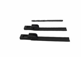 928 sunroof hinge wind deflector -  repair kit