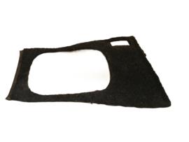 924/944 Typ 1 - Mittelkonsolenverkleidung - schwarz