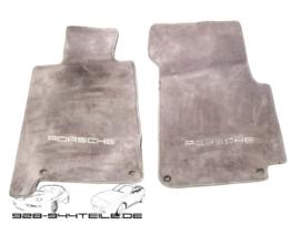 928 GTS/S4 - Frontmatten - grau