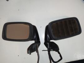 944 Spiegelset komplett - schwarz
