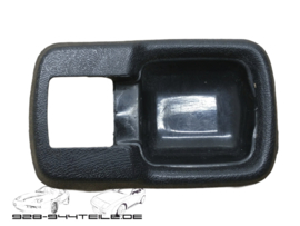 924/944 Türverkleidung mit Abdeckkappengriff - schwarz