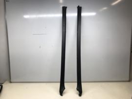 928 cover tailgate left / right - black