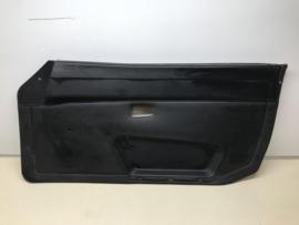 944 type 1 door panel passenger side - black