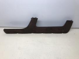 944 Typ 2 Teppich Türverkleidung Beifahrerseite - braun