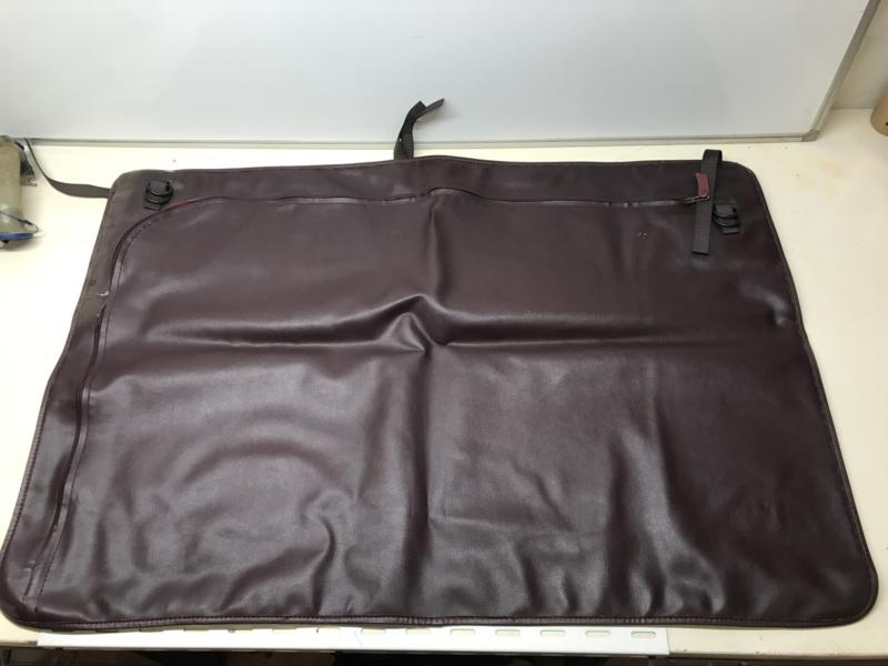 924/944 Targa Dachschutzabdeckung - schwarz