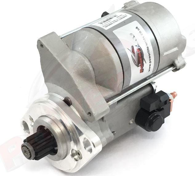 Starter motor 928 alle modellen Powerlight, für ein schnelle start