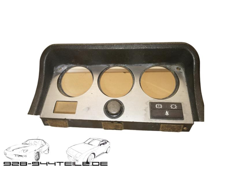 924/944 type 1 - center console meter box - black