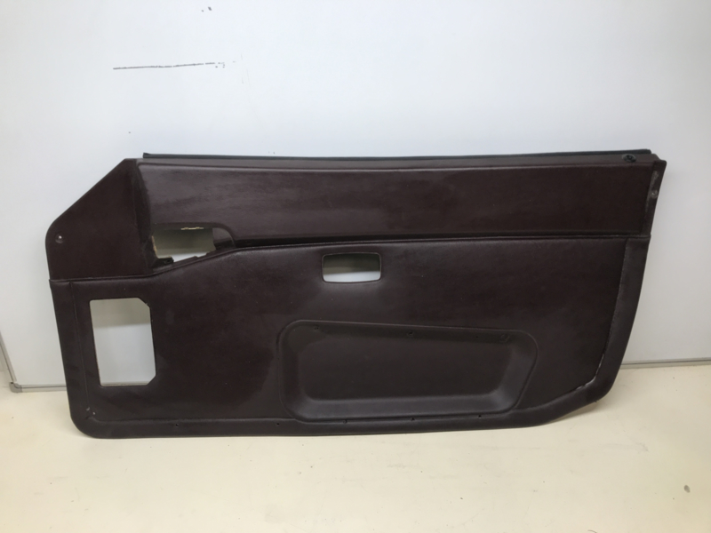 944 Typ 2 Türverkleidung Beifahrerseite - rot