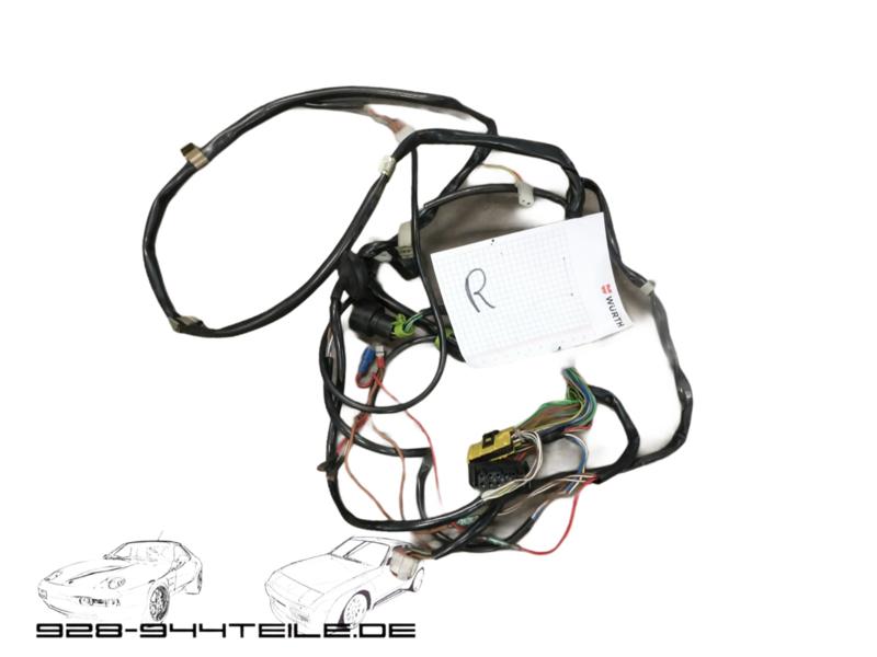 928 GTS - Kabelbaumtür rechts