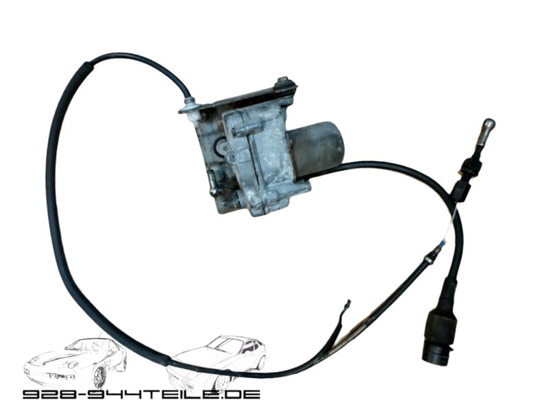928 GTS - Servomotor mit Tempomat
