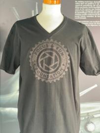 Focus and Fun shirt logo uni