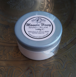 Manuka honing 100gr. Handcrème