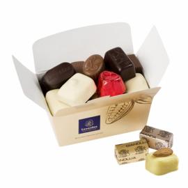 Leonidas Blik Huis met Classique doos (ca 30 bonbons)