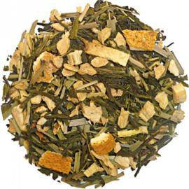 Thee - Gember Sinaasappel 75 gram