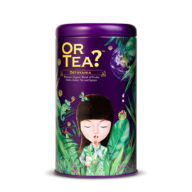 Or Tea? Detoxania Kruidenthee Blik 90 gram