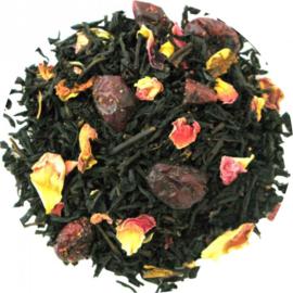 Thee - Verjaardagsthee Cranberries 75 gram